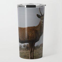 Young Buck Travel Mug