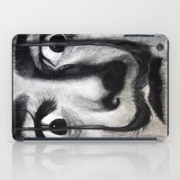 argentina iPad Cases featuring I am drugs ( Salvador Dali ) by Black Neon