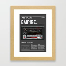 808_EMPIRE MASTER Framed Art Print