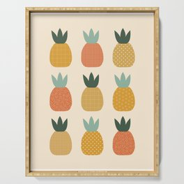 Pineapple Queens Serving Tray