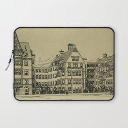 Wesley Hospital 1888 Laptop Sleeve