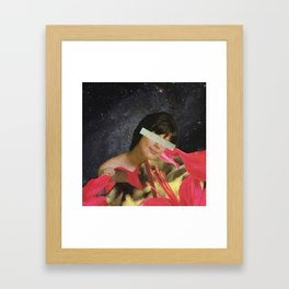 Never Let Go Framed Art Print