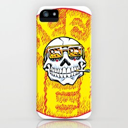 DEEP HELL in 2019 iPhone Case