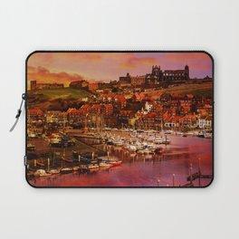 Whitby Port Laptop Sleeve