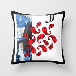 Brand New Start Throw Pillow