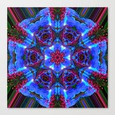 Aztec Mystic Canvas Print