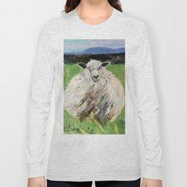 Big fat woolly sheep Long Sleeve T-shirt