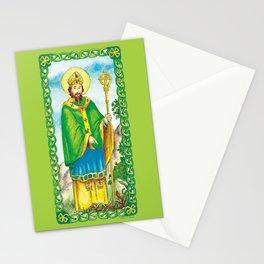 Saint Patrick Stationery Cards