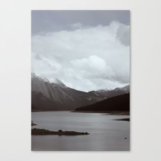 Untitled II Canvas Print