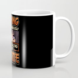 Funny Anime Kawaii Weeb Otaku Gift Coffee Mug