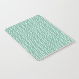 Net_turquoise Notebook