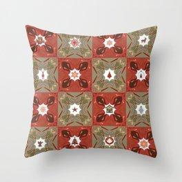 Days of Christmas 1 Throw Pillow