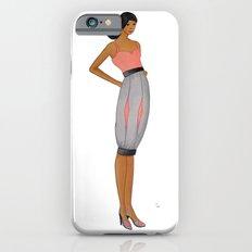 Uptown Girl Slim Case iPhone 6s