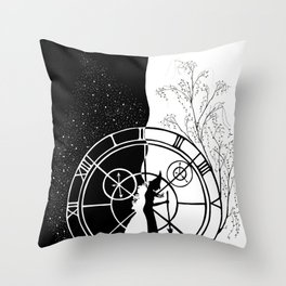 Changed For Good Throw Pillow