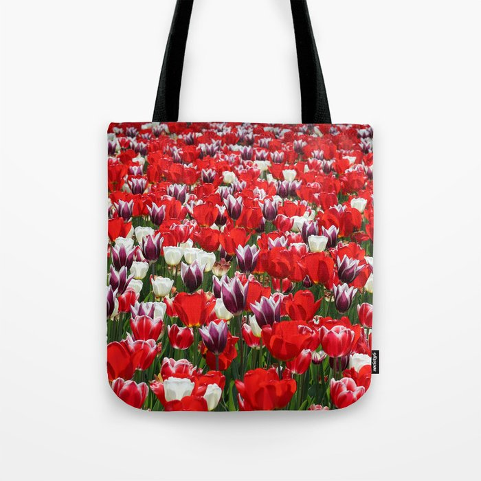 Tulip Sensation Tote Bag