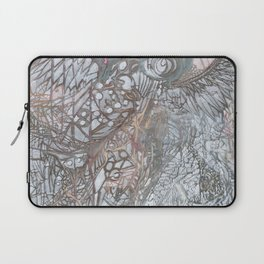 The Winged Octopus Tamer Laptop Sleeve