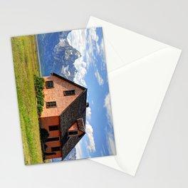 John Moulton Home Grand Teton National Park Stationery Cards