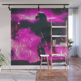 HOLD STRONG Wall Mural