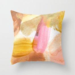Senses F2 Throw Pillow