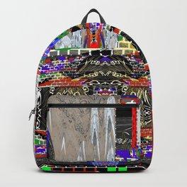 Wall Paintings Backpack