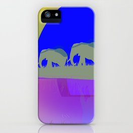Savannah iPhone Case