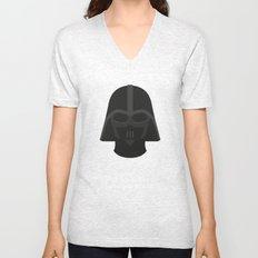 Star Wars Minimalism - Darth Vader Unisex V-Neck