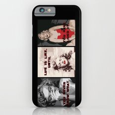 A Tribute to Marilyn Monroe iPhone 6s Slim Case