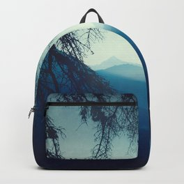 Blue Mountain Morning Backpack
