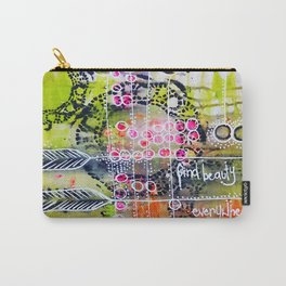 Find Beauty Carry-All Pouch