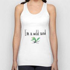wild seed  Unisex Tank Top