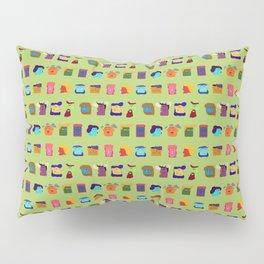 12 Unsatisfied Customers - Green Dream Pillow Sham