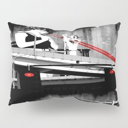 Stop the Freeway Overpass Scales Madness! Pillow Sham
