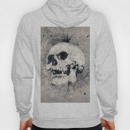 Skull, Geometric. Abstract, Halloween Print Hoody