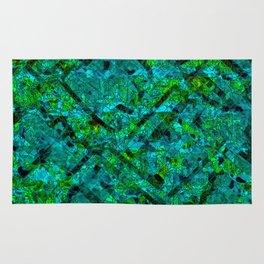 Vitrage (Turquoise) Rug