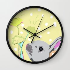 Seize the Day! Wall Clock