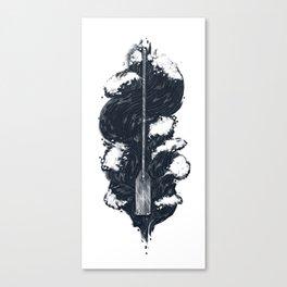 OAR Canvas Print