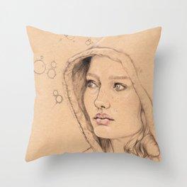 Elsewhere Throw Pillow