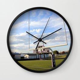 Lehi Football Field - Lehi, Utah Wall Clock