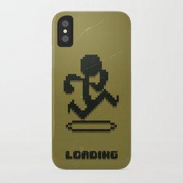 Loading iPhone Case