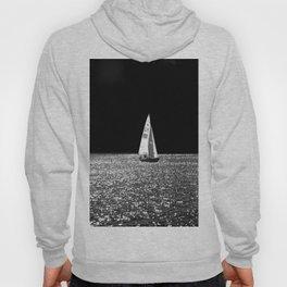 Sailing On The Lake Hoody