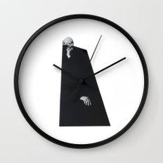 Figure Study - Her Wall Clock