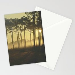 Sun Rise // Hossegor_France Stationery Cards