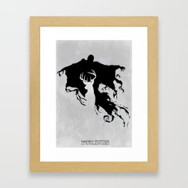 Prisoner of Azkaban Framed Art Print