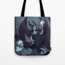Fairy Evening Tote Bag