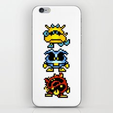 Dr. Mario Viruses iPhone & iPod Skin