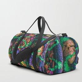 Purple Cauliflower Tacos Duffle Bag