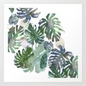 tropical leaves collab by rodrigomffonseca