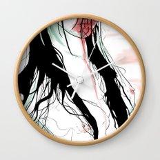 Living Dead Girl Wall Clock
