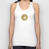gears of war Tank Tops featuring Beers of War by GAAM
