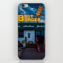 Best Burger iPhone Skin